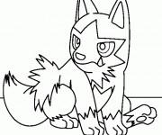 Coloriage Pokémon dessin en couleur