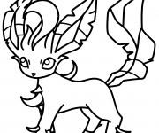 Coloriage Pokémon dessin pour enfant