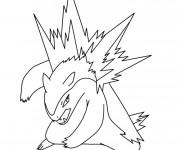 Coloriage Pokémon image pour enfant