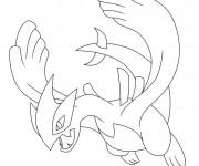 Coloriage Pokémon légendaire télécharger