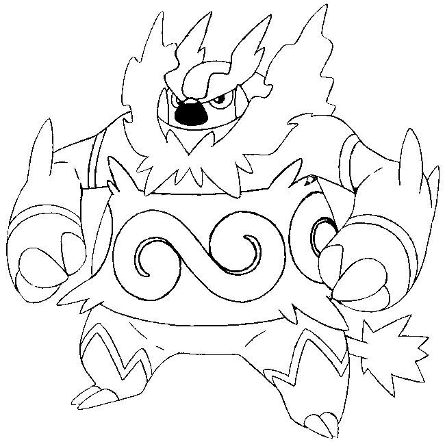 pokemon mega evolution en couleur 6885