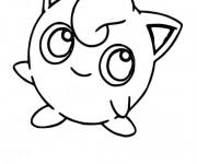 Coloriage Pokémon mignon dessin