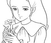 Coloriage et dessins gratuit Princesse Sarah 10 à imprimer