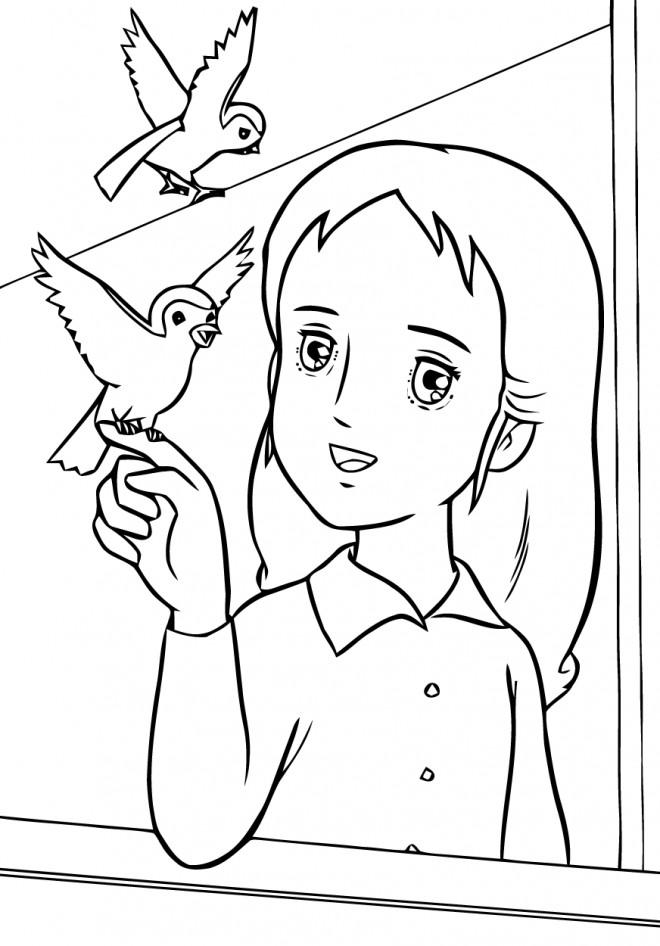 Coloriage princesse sarah 11 dessin gratuit imprimer - Dessin anime de princesse sarah ...
