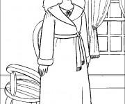 Coloriage et dessins gratuit Princesse Sarah 15 à imprimer