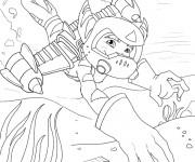 Coloriage et dessins gratuit Ratchet et Clank 11 à imprimer