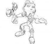 Coloriage et dessins gratuit Ratchet et Clank 15 à imprimer