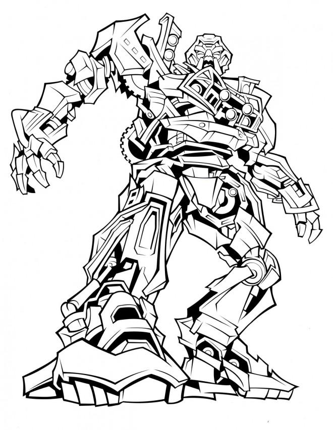 Coloriage et dessins gratuits Ratchet et Clank 18 à imprimer