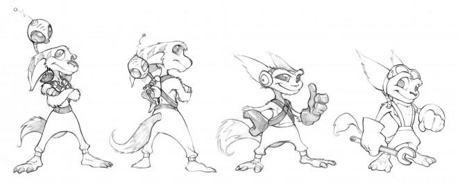 Coloriage et dessins gratuits Ratchet et Clank 23 à imprimer