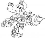 Coloriage Ratchet et Clank 24