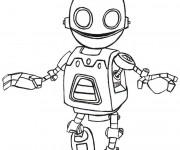 Coloriage et dessins gratuit Ratchet et Clank 6 à imprimer