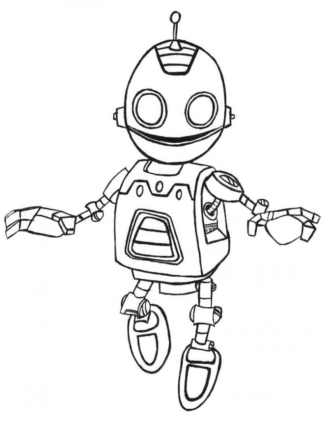 Coloriage et dessins gratuits Ratchet et Clank 6 à imprimer
