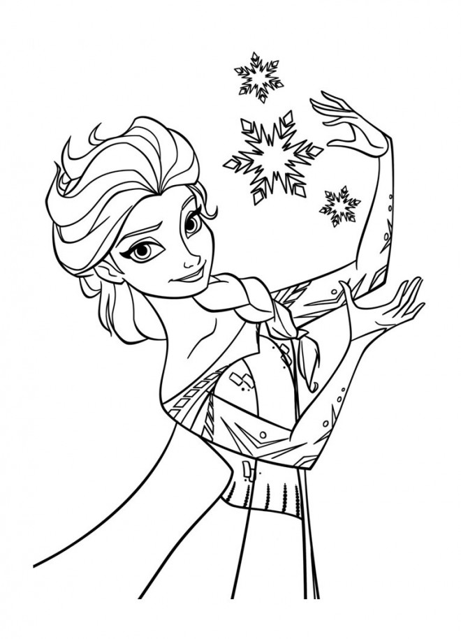 Coloriage Reine Des Neiges Simple.Coloriage Reine Des Neiges Simple Dessin Gratuit A Imprimer