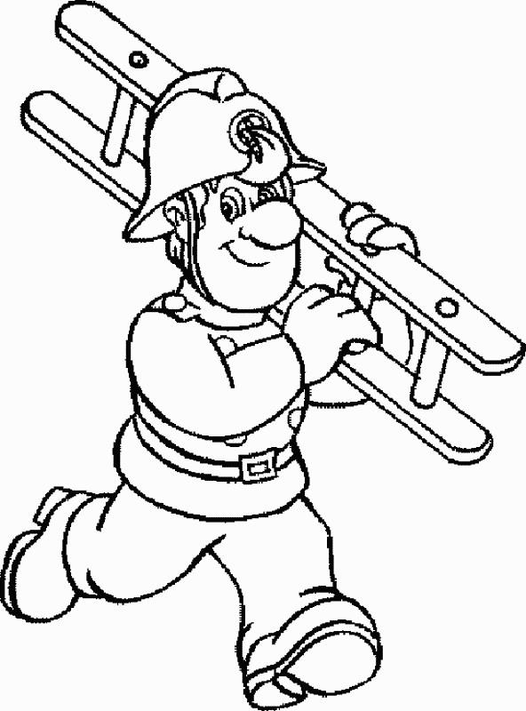 Coloriage sam le pompier 10 dessin gratuit imprimer - Dessin sam le pompier ...