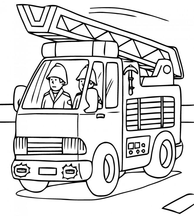 Coloriage sam le pompier 20 dessin gratuit imprimer - Dessin anime pompier gratuit ...