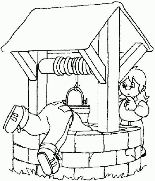 Coloriage et dessins gratuits Sam le Pompier 27 à imprimer
