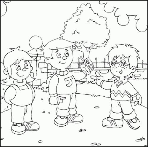 Coloriage et dessins gratuits Sam le Pompier 44 à imprimer