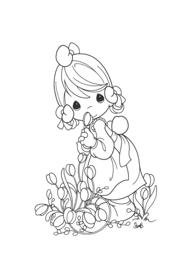 Coloriage et dessins gratuits Album de Sarah Kay à imprimer
