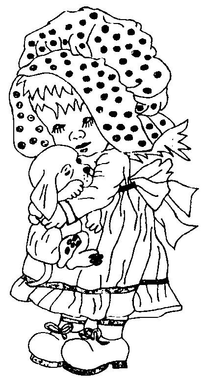 Coloriage et dessins gratuits Sarah Kay 35 à imprimer