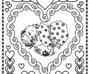 Coloriage Sarah Kay en ligne gratuit