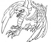 Coloriage et dessins gratuit Dessin de Skylanders en couleur à imprimer