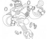 Coloriage dessin  Skylanders 12