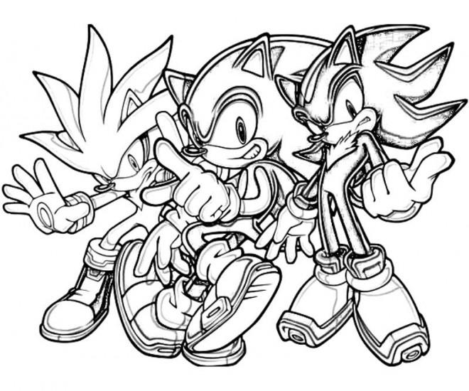 Coloriage sonic all star racing transformed dessin gratuit - Sonic gratuit ...