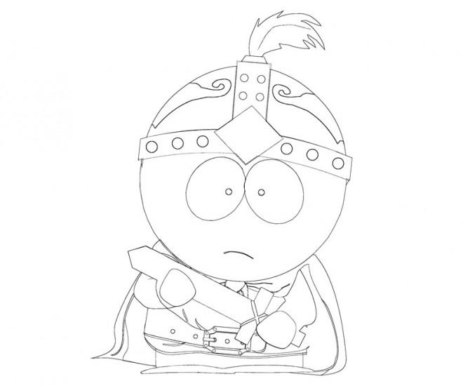 Coloriage et dessins gratuits Erik un soldat romain dessin à imprimer