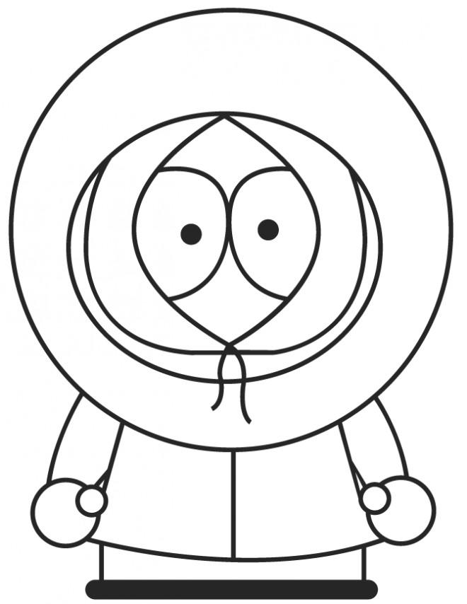 Coloriage et dessins gratuits Matt Stone de South Park à imprimer