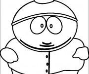 Coloriage dessin  South Park 1