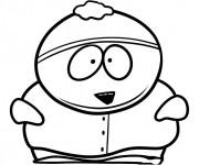 Coloriage dessin  South Park 11