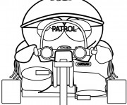 Coloriage dessin  South Park 13