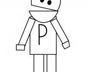 Coloriage dessin  South Park 16
