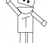 Coloriage dessin  South Park 17