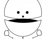 Coloriage dessin  South Park 19