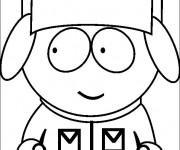 Coloriage dessin  South Park 5