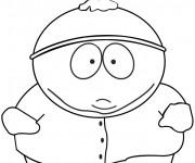 Coloriage dessin  South Park 7