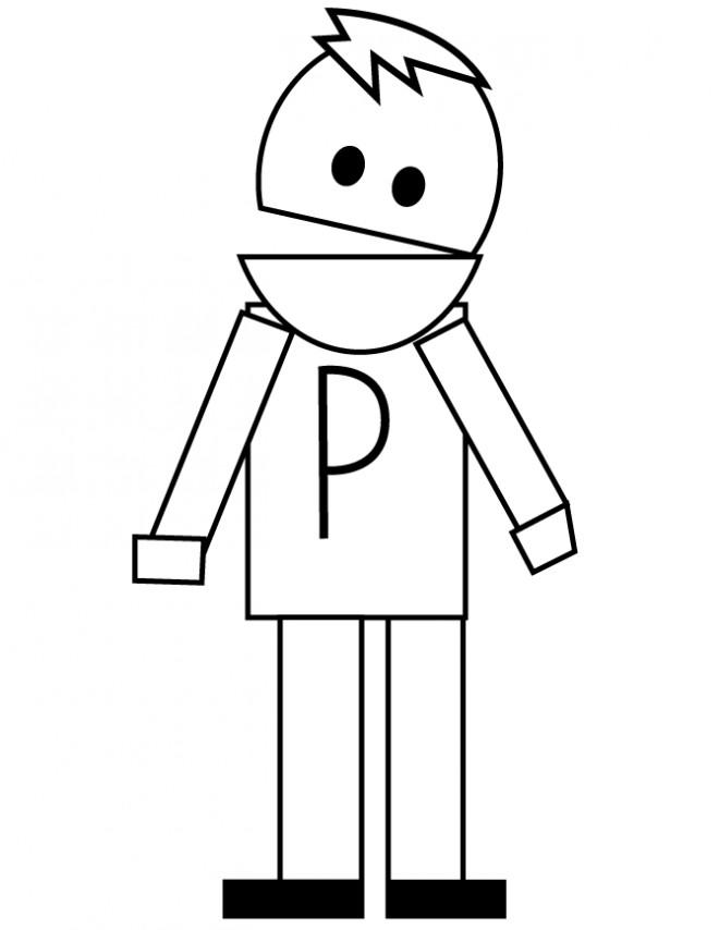 Coloriage et dessins gratuits South Park dessin animé à imprimer