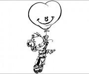 Coloriage et dessins gratuit Spirou 6 à imprimer
