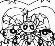 Coloriage super nana 17 dessin gratuit imprimer - Coloriage super nana ...