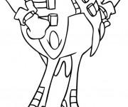 Coloriage dessin  Sonic 60