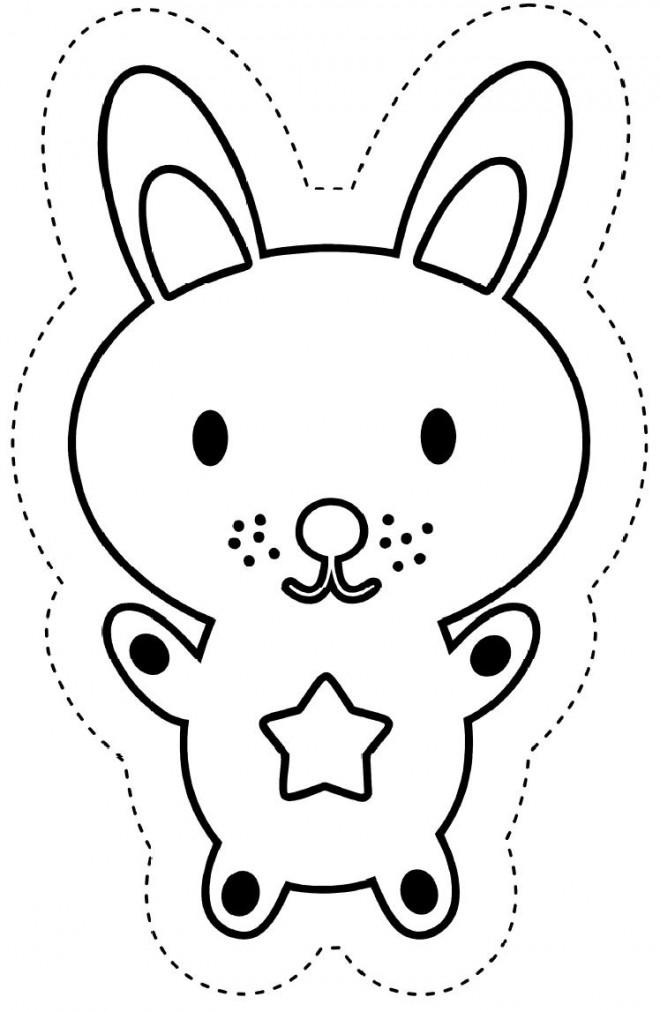 Coloriage et dessins gratuits Tchoupi et Doudou 11 à imprimer