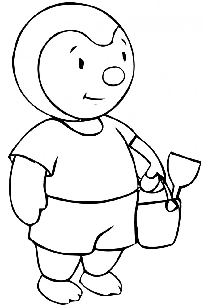 Coloriage tchoupi dessin en ligne dessin gratuit imprimer - Tchoupi fait la fete ...