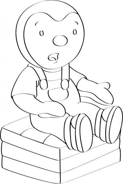 Coloriage tchoupi tonn cartoon dessin gratuit imprimer - Telecharger tchoupi gratuit ...