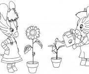 Coloriage et dessins gratuit Les Zouzous à imprimer à imprimer