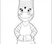 Coloriage et dessins gratuit Zou coloriage en ligne à imprimer