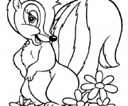 Coloriage Bluebelle