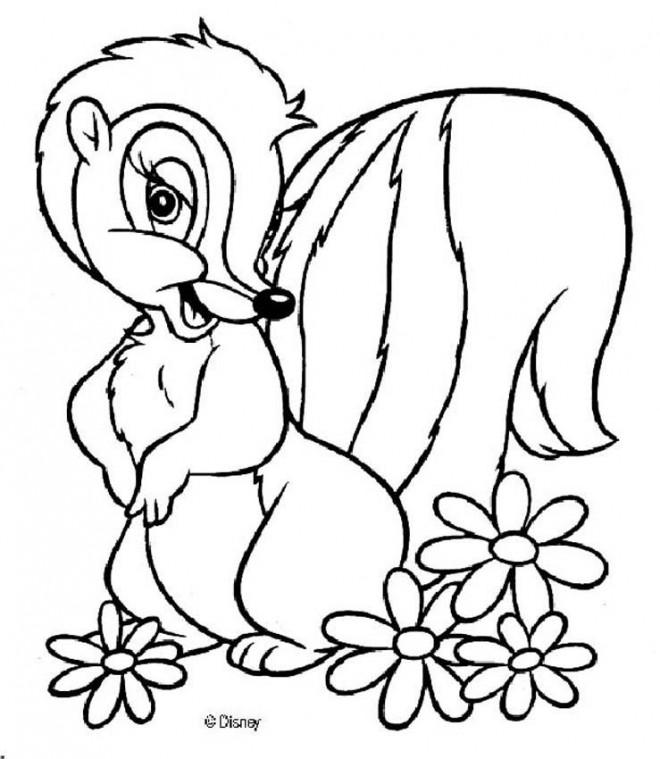 Coloriage et dessins gratuits Bluebelle à imprimer