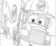 Coloriage et dessins gratuit Bertha Butterswagon à imprimer