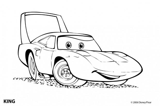Coloriage cars 3 dessin gratuit imprimer - Coloriage cars 3 ...